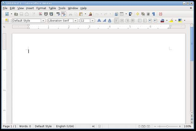 LibreOfficea_Writer