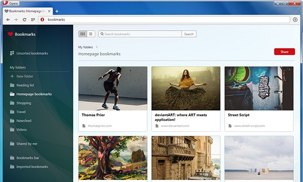 Opera - Best Browser For Windows