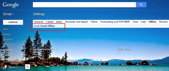 gmail-offline