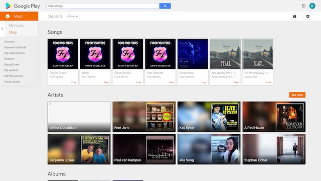 6. Google Play Store