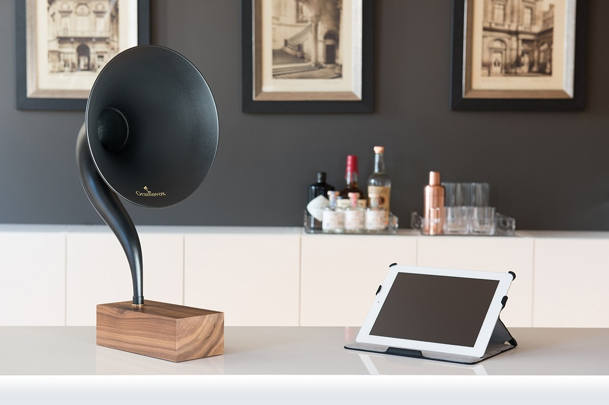 Bluetooth Gramophone