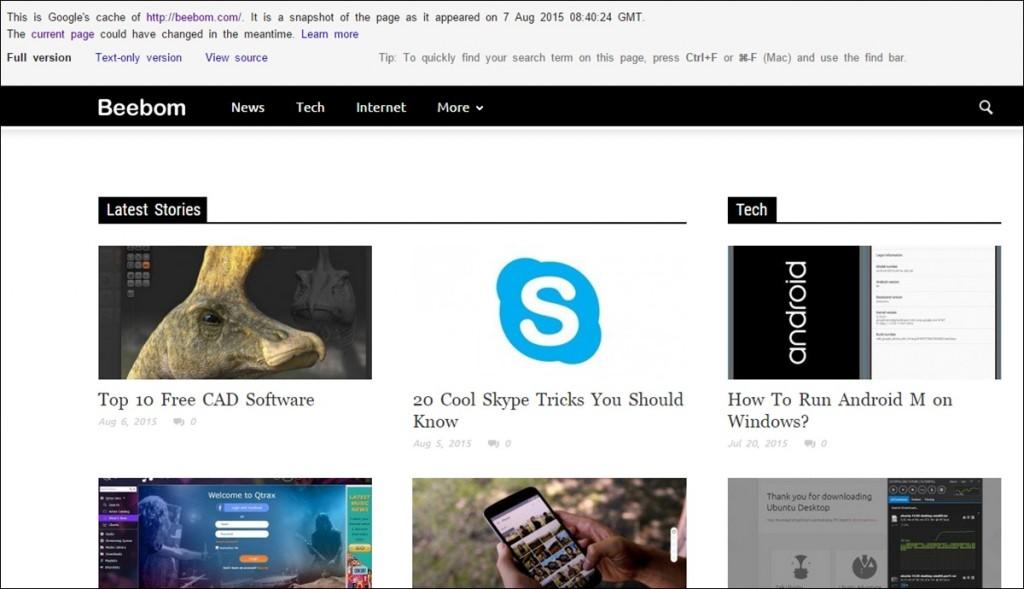 Browse Offline Websites