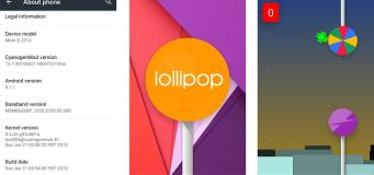 Cool Android lollipop tricks