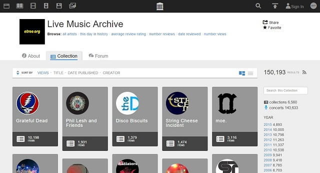 14 Legal and Free Music Download Websites