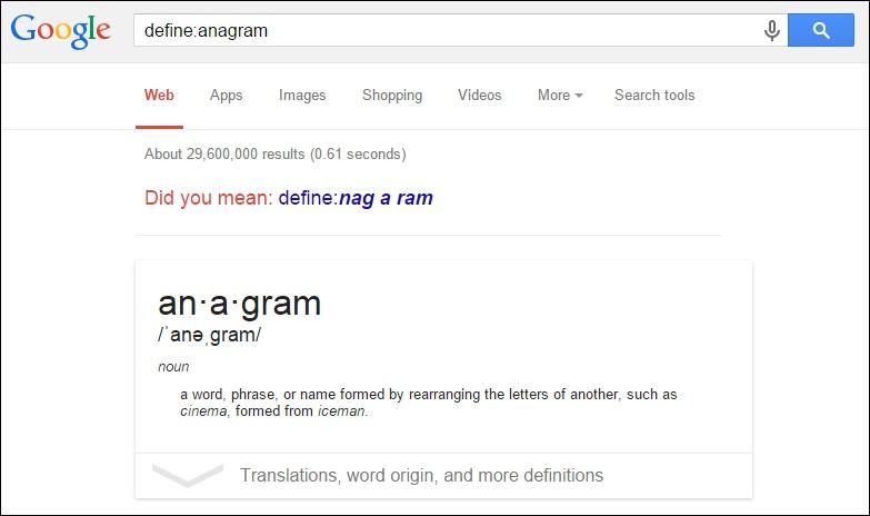 Make Anagrams
