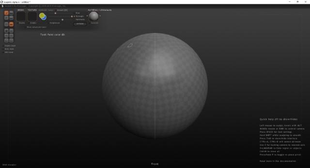 Scuplit 3D Modelling app