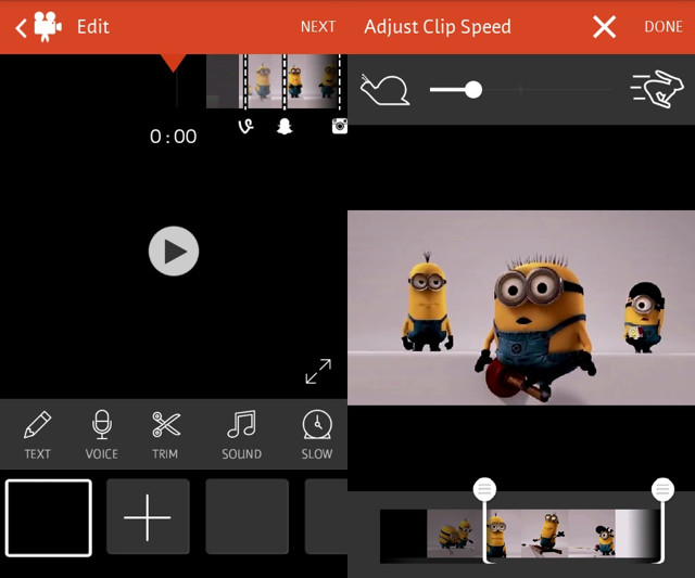 Slow motion Video Apps (1)