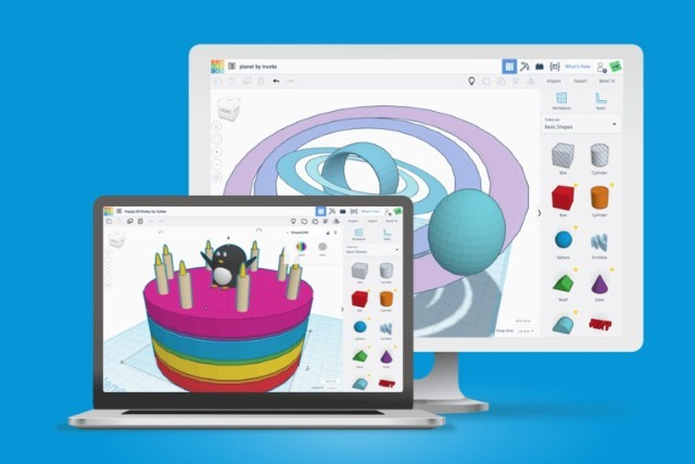 Tinkercad Free Cad Software
