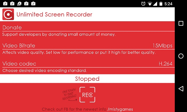 Unlimited-Screen-Recorder
