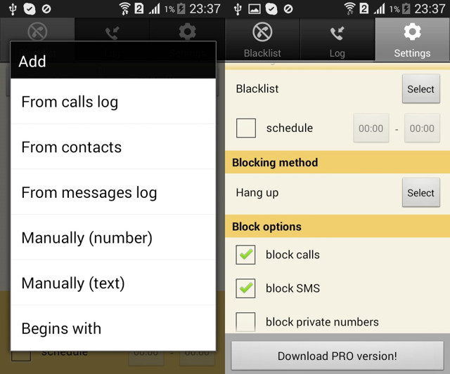 9 Best Apps To Block Calls on Android 2016 (Free and Paid)