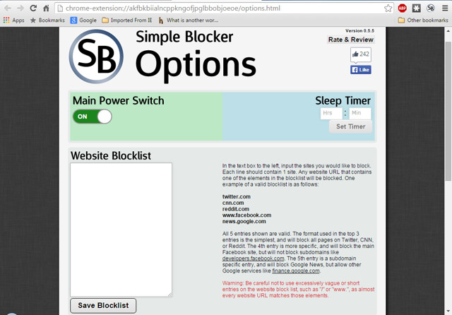 block website on chrome (14)