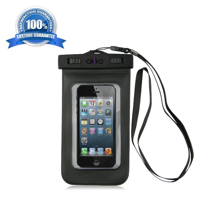 Akiko Universal Waterproof Pouch Bag for iPhone 6s Plus