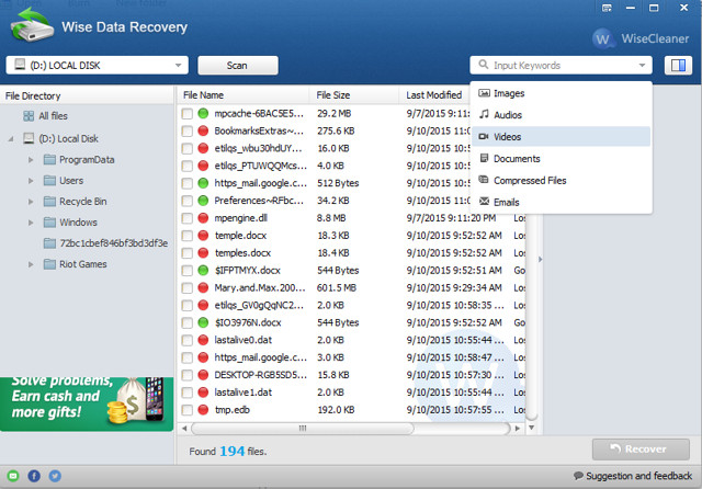10 Best Data Recovery Software (Free and Paid)