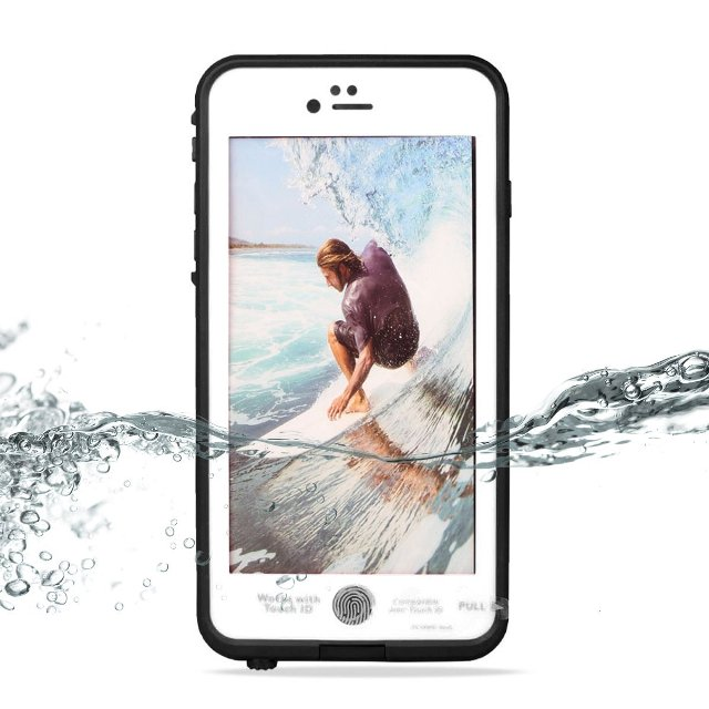 ERUN Waterproof iPhone 6s Case