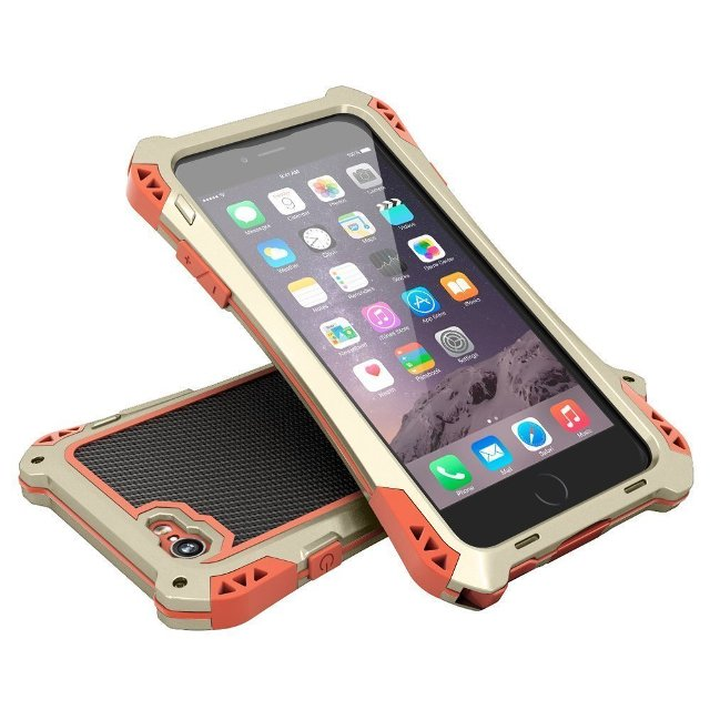 Evershop Aluminum Waterproof iPhone 6s Plus Case