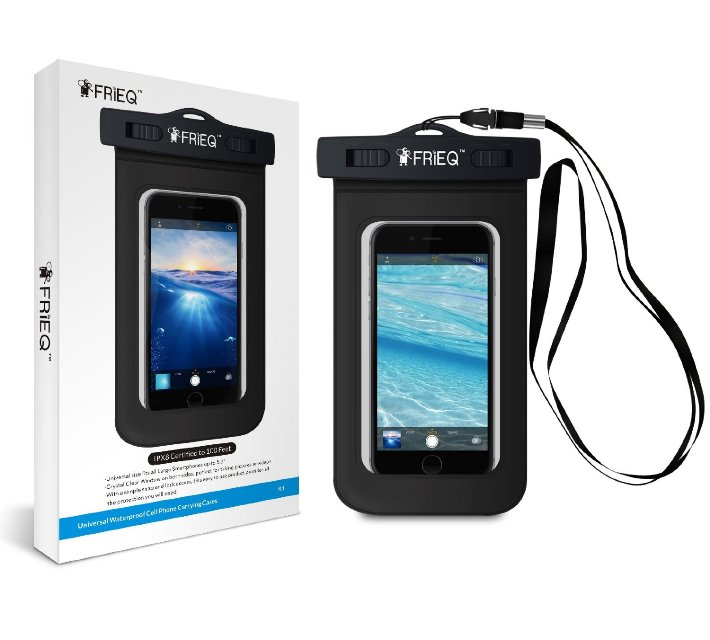 FRiEQ Waterproof Case Bag for iPhone 6s