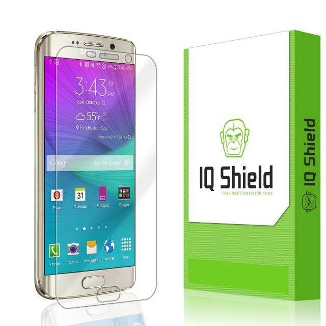 IQ Shield LiQuidSkin Galaxy S6 Edge Plus Screen Guard