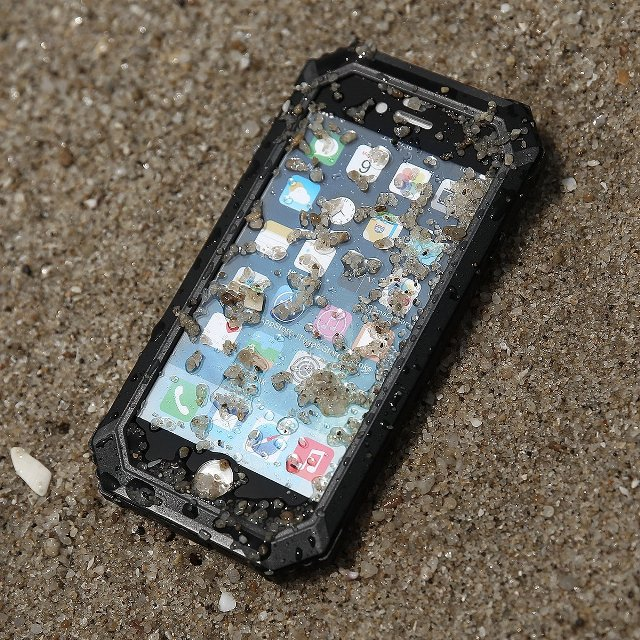 ISelector Waterproof iPhone 6s Case