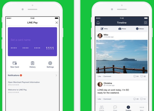LINE on the App Store on iTunes