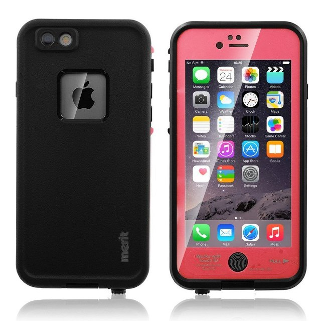 Merit Waterproof iPhone 6s Case
