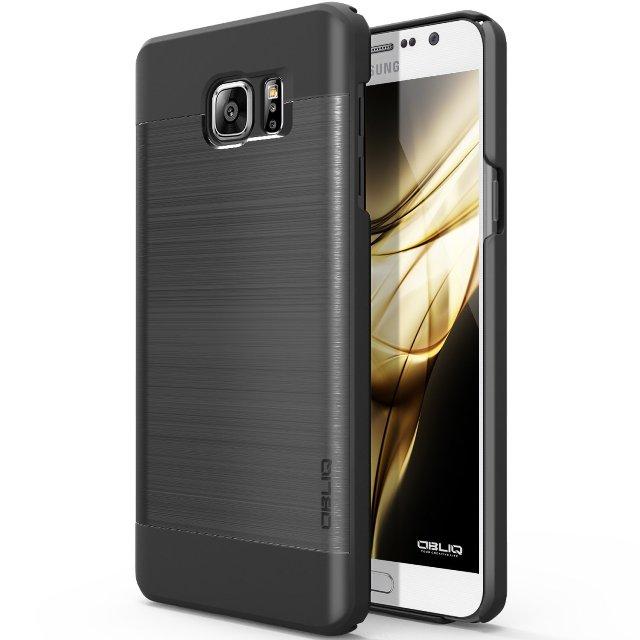 OBLIQ Slim Meta Galaxy Note 5 Case