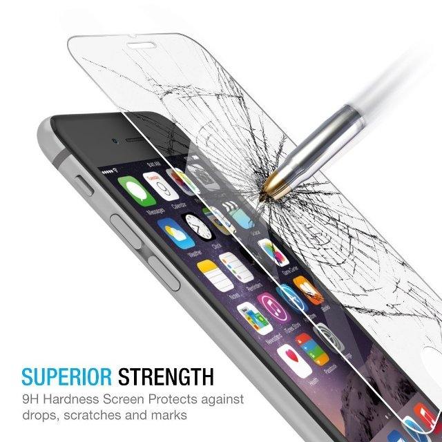 Pro Ultra-clear iPhone 6s Plus Screen Protector