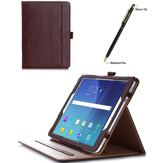 ProCase Samsung Galaxy Tab S2 9.7 Leather Stand Case