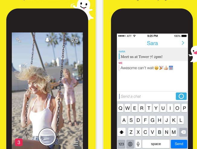 Snapchat on the App Store on iTunes