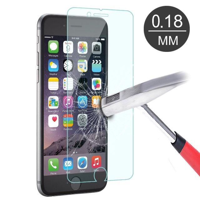 Sparin Tempered Glass iPhone 6s Plus Screen Protector