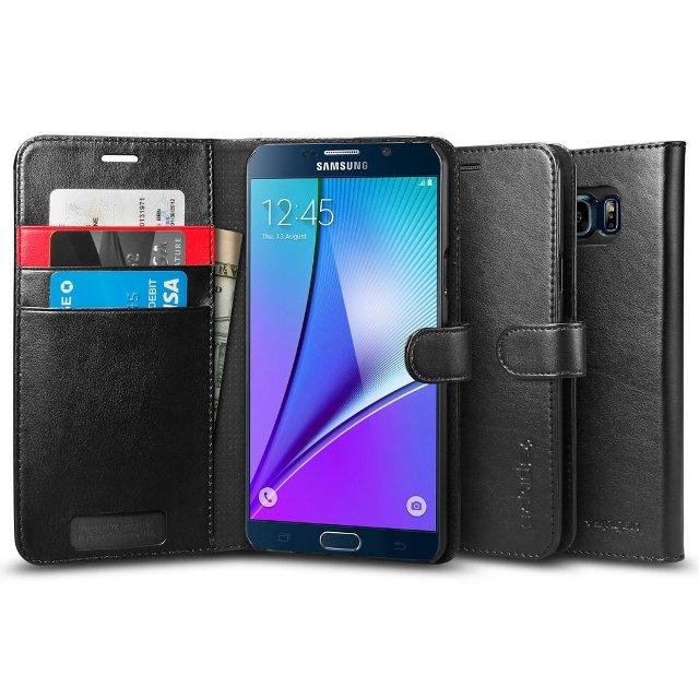 Spigen Wallet S Galaxy Note 5 Case