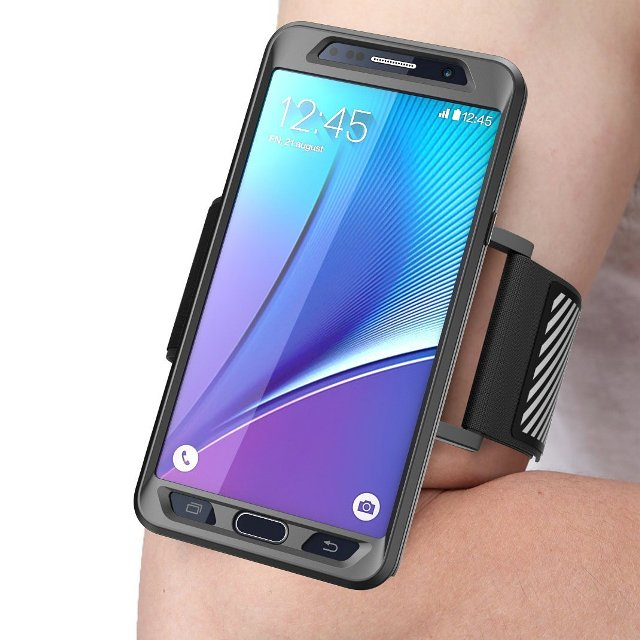 Supcase Running Armband for Galaxy Note 5