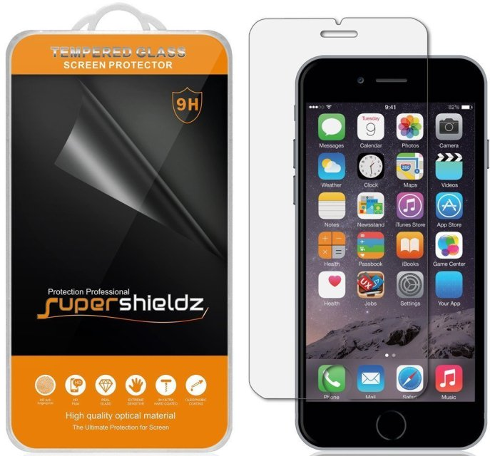 Supershieldz Ballistic iPhone 6s Screen Protector
