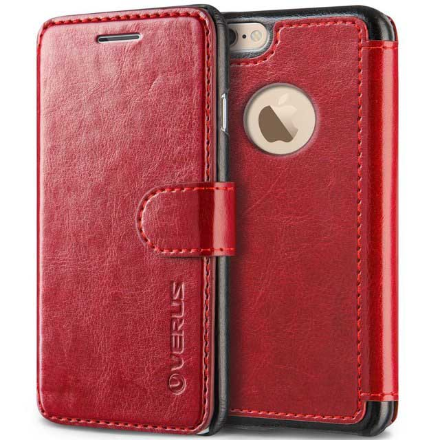Verus Layered Dandy iPhone 6s Plus Wallet Case
