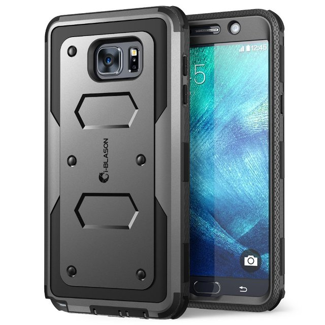 i-Blason Armorbox Dual Layer Note 5 Case