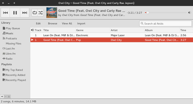 10 Best Linux Music Player Apps (2016)