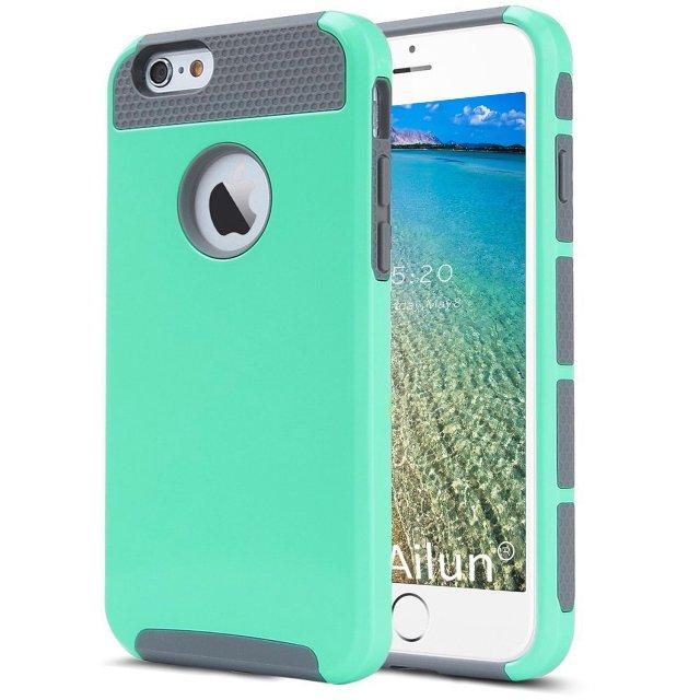 AILUN Soft TPU iPhone 6s Bumper Case
