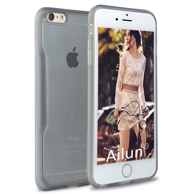 AILUN Toughened Frame iPhone 6s Plus Bumper Case