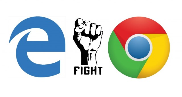 google chrome versus internet explorer