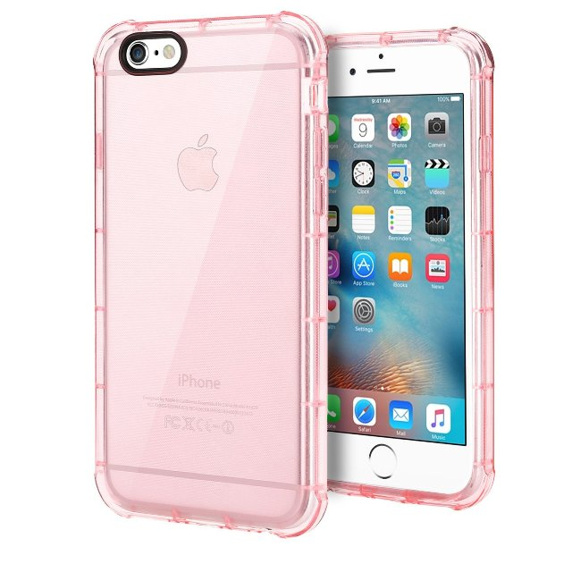ENGIVE Crashproof iPhone 6s Bumper Case
