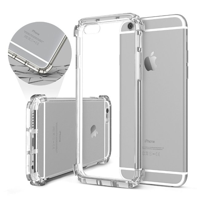 ESR Hybrid iPhone 6s Bumper Case