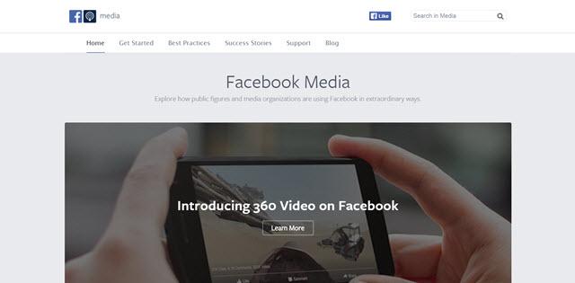 Facebook Media