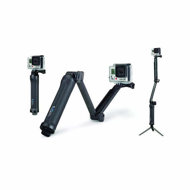 GoPro 3-Way Grip, Arm & Tripod