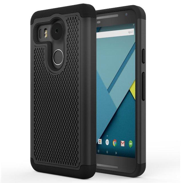 MoKo Silicone Nexus 5X Case
