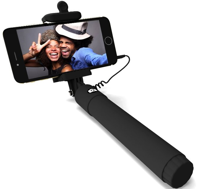 PerfectDay QuickSnap Extendable Selfie Stick
