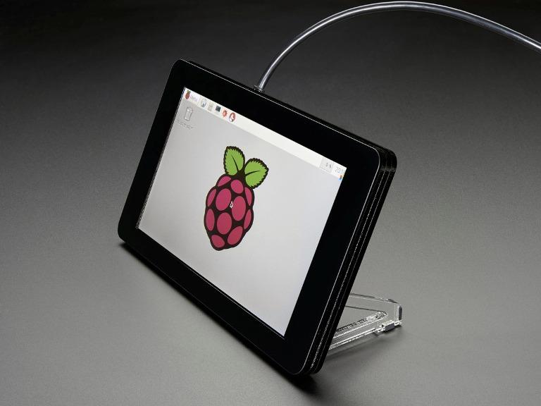 "Pimoroni Raspberry Pi 7"" Display Case"