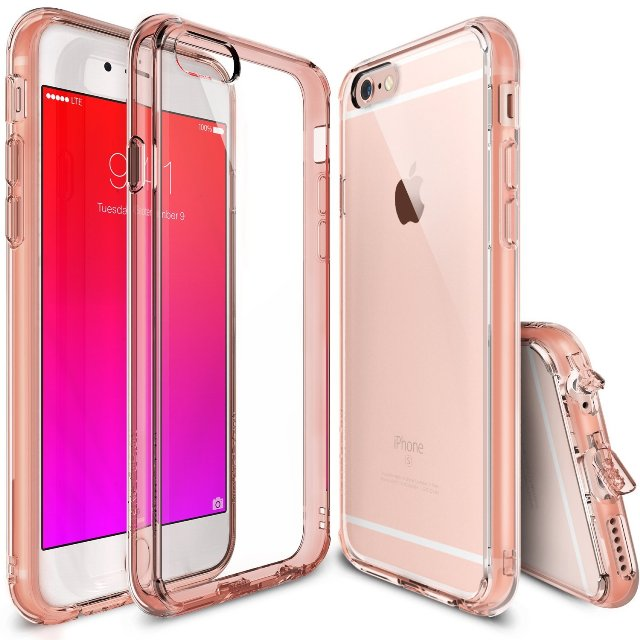 Ringke Fusion Clear iPhone 6s Plus Bumper Case