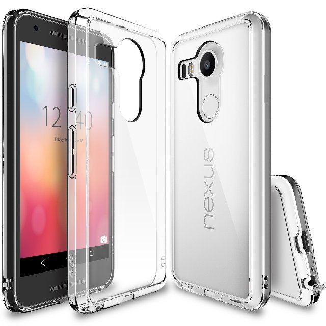 Ringke Fusion Crystal View Nexus 5X Case
