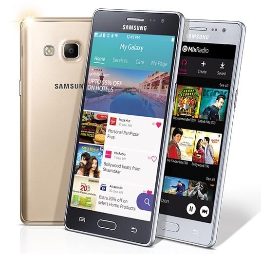 Samsung Z3 Tizen