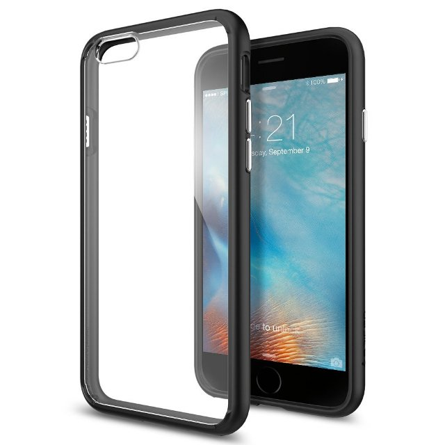 Spigen Air Cushion iPhone 6s Bumper Case