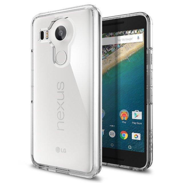 Spigen Ultra Hybrid Nexus 5X Case